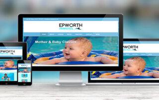 Epworth Swimming Pool New Website