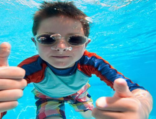FREE SWIMMING for children under 16 years of age