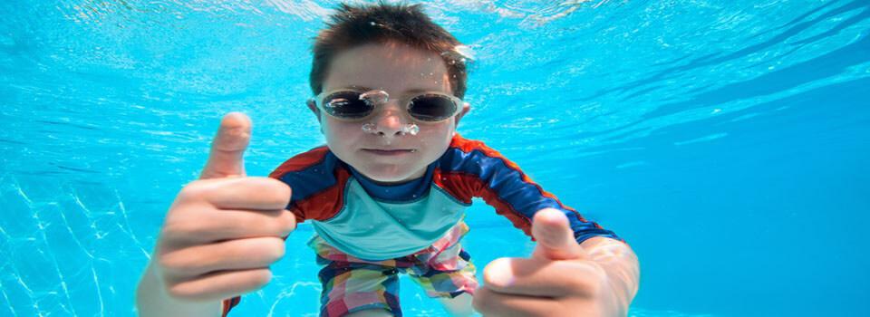 Swimming for children